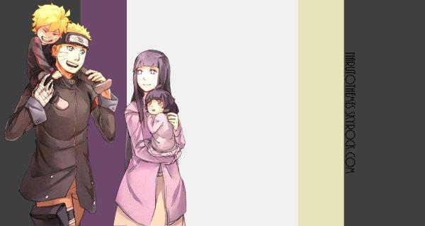 Habillage n°1 ▪ Uzumaki Family