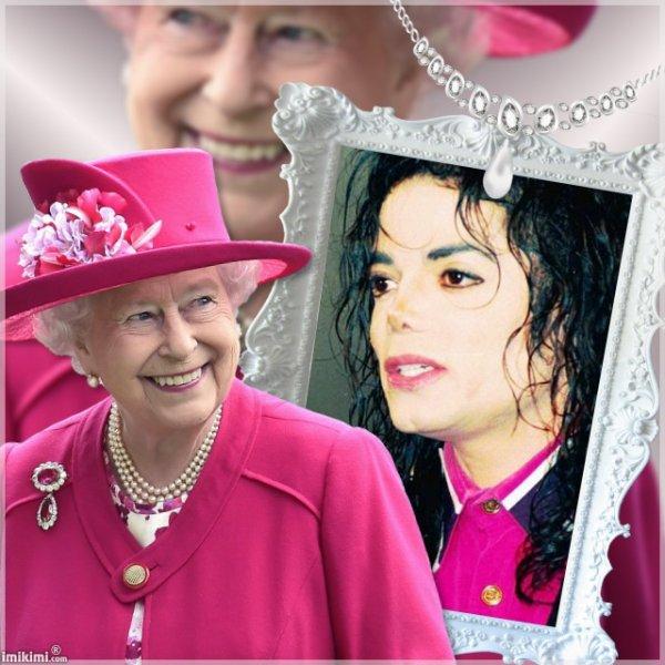UNE GRANDE ET FIDELE AMIE A NOTRE CHER KING VIENS DE FETER SES 90 ANS LA GRANDE ET ADORABLE REINE ELIZABETH BON ANNIVERSAIRE LONGUE ET HEUREUSE VIE MERCI POUR TON GRAND COEUR ET TA GRANDE FIDELITE A NOTRE CHER KING TU AS TOUJOURS ETAIS A SES COTES DANS LES BONS ET LES MAUVAIS MOMENT DURANT TOUTE SA VIE JE TE SOUHAITE PLEINS DE BONHEUR MA BELLE ELIZABETH