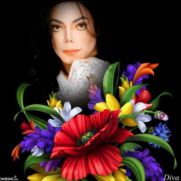 AVEC ELEGANCE TU EXERCE TON TALENT POUR SATISFAIRE LES GENS QUE TON AME REPOSE EN PAIX MON CHER MICHAEL GOD BLESS YOU MY ANGEL