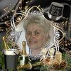CADEAU POUR TOI MA CHERE AMIE ALINE AVEC TOUS MES MEILLEURS VOEUX POUR CETTE NOUVELLE ANNEE DE JOIE AMOUR BONHEUR REUSSITE SUCCES PROSPERITE ET BONNE SANTE MERCI DE TA FIDELITE GROS BISOUS YOUR FRIEND KIMO