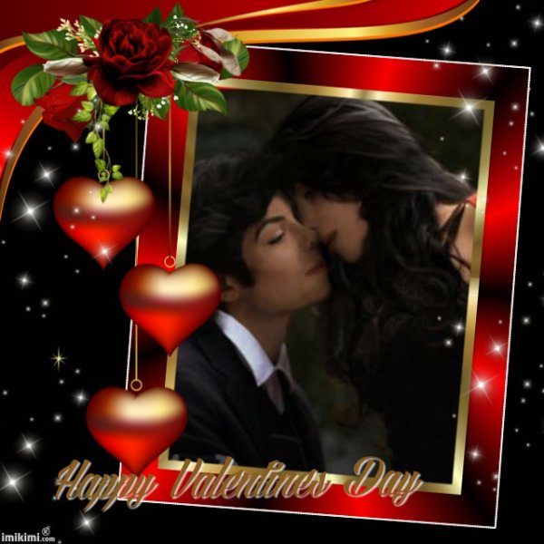 A LA SAINT VALENTIN JE N'ATTEND QUE TOI QUI SAURA ME PRENDRE LA MAIN ET ME FERA REVER A TOI HAPPY VALENTINE'S DAY MY DEAR FRIEND'S BIG KISS YOUR FRIEND KIMO