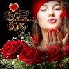 CADEAU POUR TOI MA CHERE AMIE CHAB-LOVE JE TE SOUHAITE UNE JOYEUSES FETES DE LA SAINT VALENTIN PORTE TOI BIEN ET PASSE UNE DOUCE NUIT SANS OUBLIER UN EXCELLENT MERCREDI GROS BISOUS YOUR FRIEND KIMO