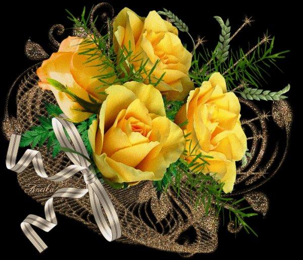 MERCI MA CHERE AMIE ROMANTIK POUR TON SUPERBE CADEAU ET POUR TA GRANDE GENEROSITE PORTE TOI BIEN ET PASSE UNE DOUCE SOIREE ET UNE EXCELLENTE SEMAINE GROS BISOUS YOUR FRIEND KIMO