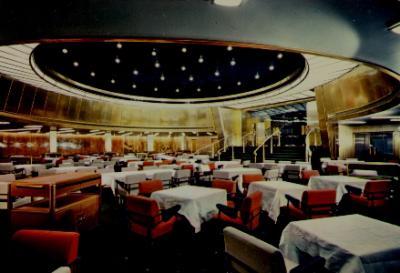 Salle à manger Chambord