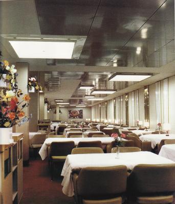 salle manger versailles