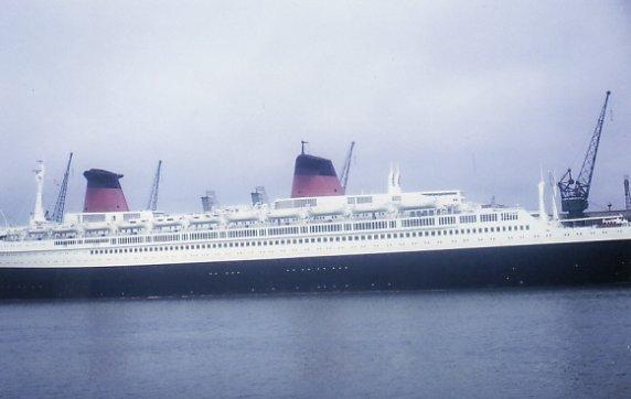 Voyage inaugural ....