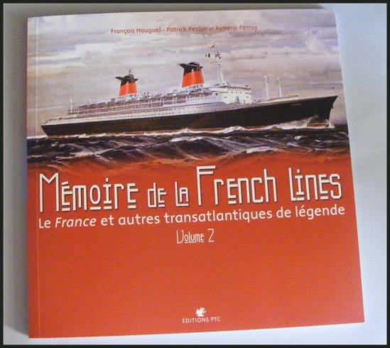 """"""" Mémoire de la French Lines 2 """""""