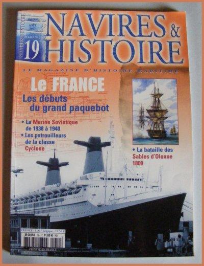 Revue Navire et Histoire