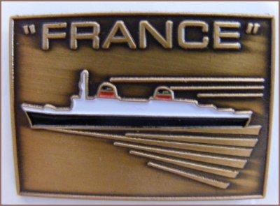 Pin's FRANCE 6