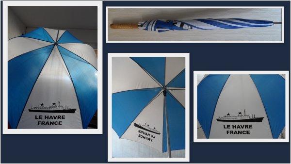 Parapluie FRANCE acheté au HAVRE