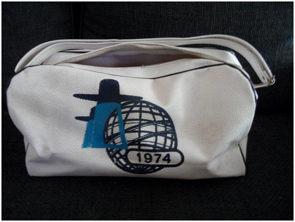 Petit sac de voyage Tour du Monde 74