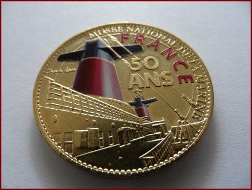 """Médaille """" FRANCE """""""