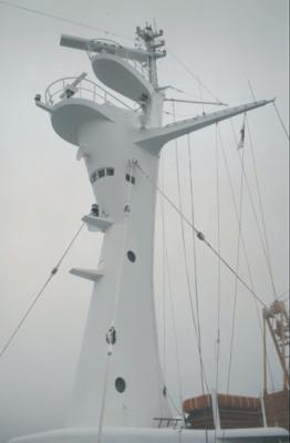 Mât radar