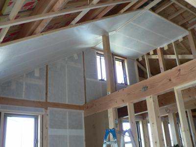 Rampant Mezzanine Construction D 39 Une Maison