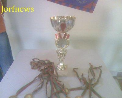 أسود الرملية هم أبطال الدوري الرمضاني2010