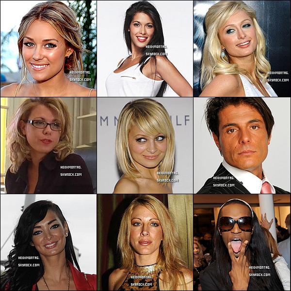 . /!\ NOUVELLE RUBRIQUE : Vote pour ... : ___ La star de télé-réalité que tu préfères ! Tu es plutôt pour Heidi ou FX , Ayem Etc ... ou quelqu'un d'autre ? __Alors vote pour élire la vrai star de télé réalité !  .