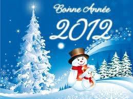 bonne et heureuse  anne 2012