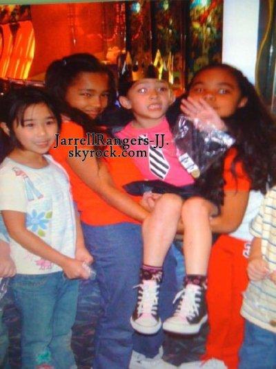 Quelques photos de Jessica est ces amies étant petite.