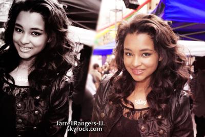 Tu veux en savoir plus sur Jessica Jarrell ? Suit mes JarrellFacts !