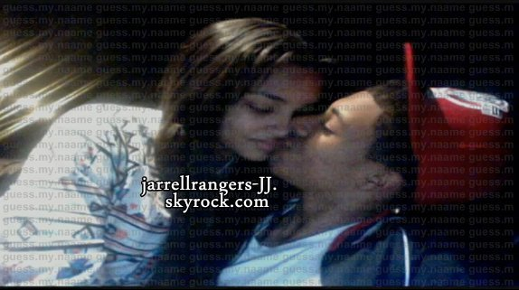 Jessica et Diggy Simmons. (so cute.♥)