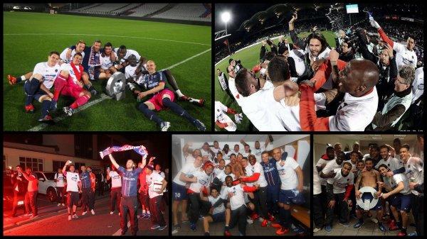 Champions ! Campeones ! Campioni ! Mästare ! Campeões !