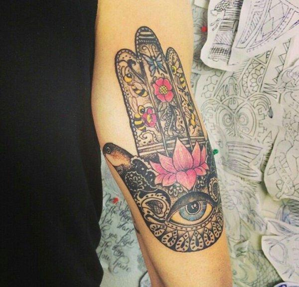 Nouveaux tatouages (Alvaro Vazques)