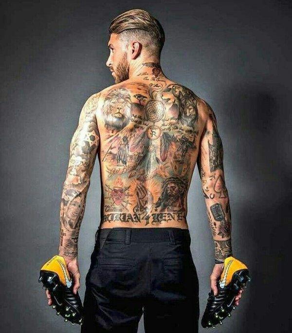 blog de football-et-tatouages - réunion de deux passions : le foot