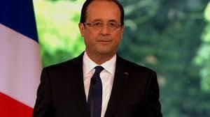 Hollande le président