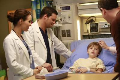 Meilleurs moments de Grey's Anatomy : Saison 9, Episode 16