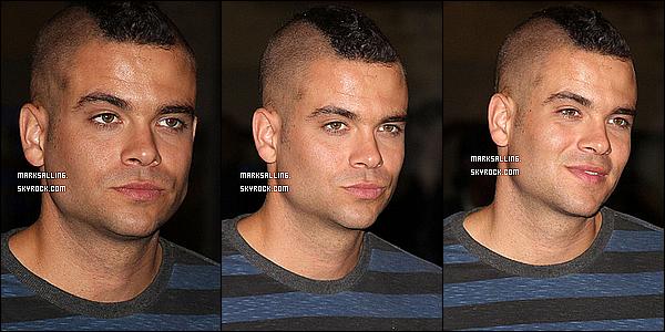 25 avril 2011 ~ Mark et ses co-stars de Glee à une conférence de presse qui ce dérouler à New York.
