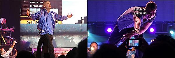 28 mai 2011 ~ Le cast de Glee donner à nouveau un concert, cette fois à Los Angeles aux Etats-Unis.