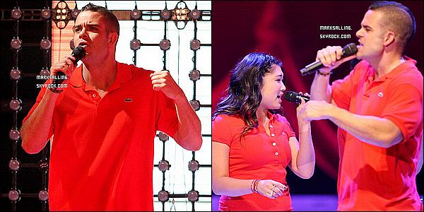 02 juin 2011 ~ Le cast de Glee donner à nouveau un concert, cette fois à Indianapolis aux Etats-Unis.