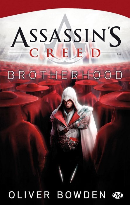Assassin's Creed : Brotherhood (tome 2 de Oliver Bowden)
