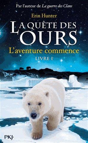 La quête des ours (Tome 1 de Erin Hunter)