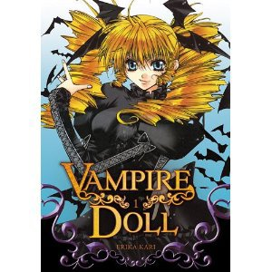 Vampire doll Tome1