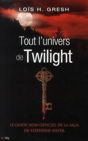 Tout l'univers de Twilight