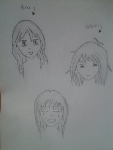 Nouveaux dessins
