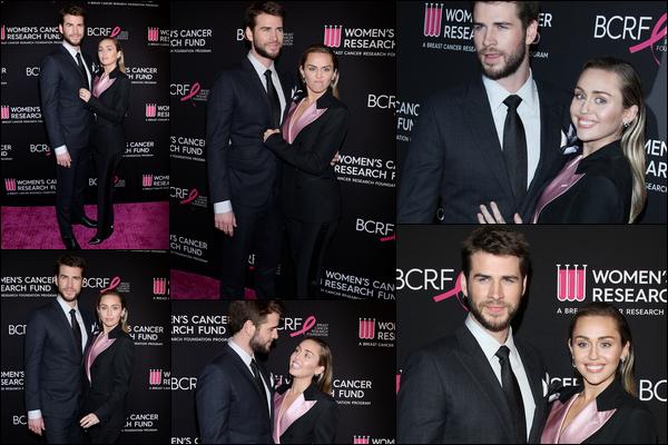 28.02.2019   ▬ Miley et son mari Liam se sont rendu au  « 2The Women's Cancer Research » - à Beverly Hills    Nos jeunes mariés étaient très élégants et ont posés pour la bonne cause à savoir pour le cancer de la femme - un top !