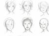 Les Ptits Croquis - Expréssion du visage