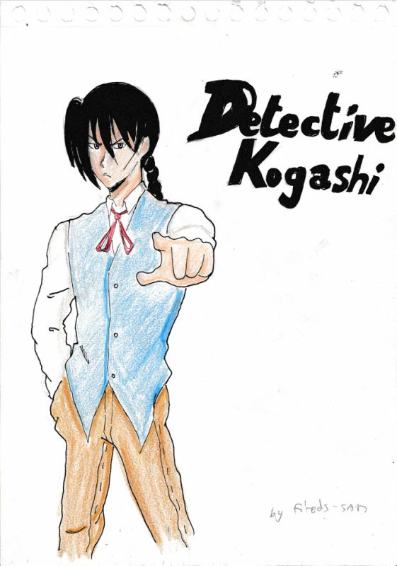 Les Ptits Délires - Détéctive Kogashi