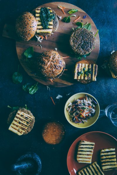 Veggie burger ☀