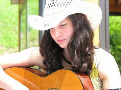 Fan de.... Esther (juillet 2007)
