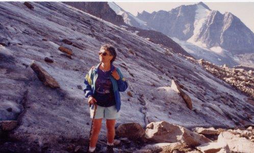 Souvenir de vacances  Sud Tyrol  Août 1992