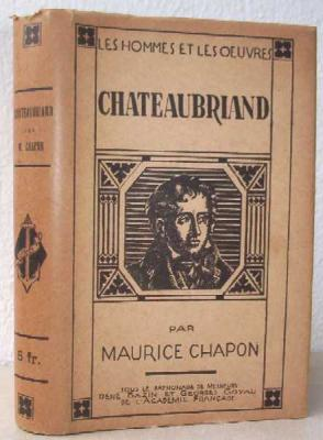 Une citation de Chateaubriand