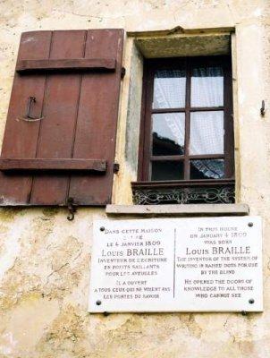 Bicentenaire de la naissance de Louis Braille