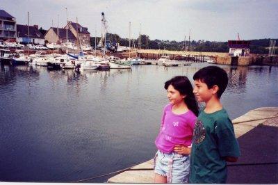 Paimpol   été 1999