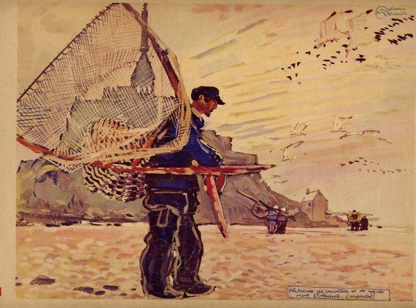 Mathurin MEHEUT, le peintre de la Marine,  né le 21 mai 1882   (1882-1958)