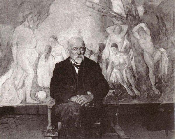 Hommage à Paul Cézanne
