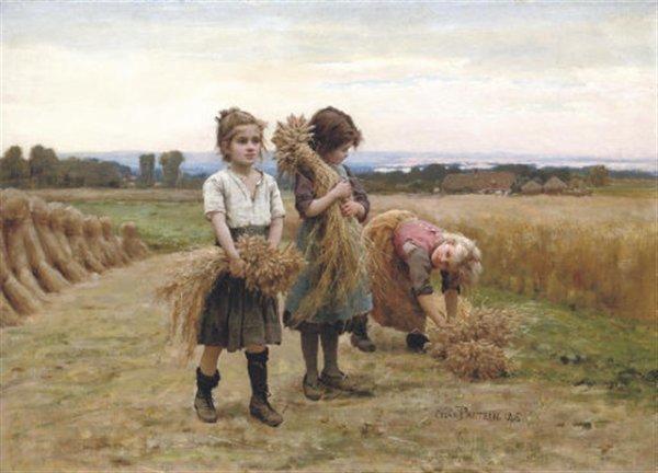 La vie paysanne en peinture (2)