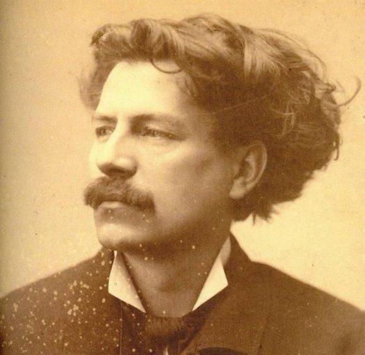 """Un peu de poésie... avec Maurice Rollinat  (1846-1903) """"Le chat""""  Les névroses"""